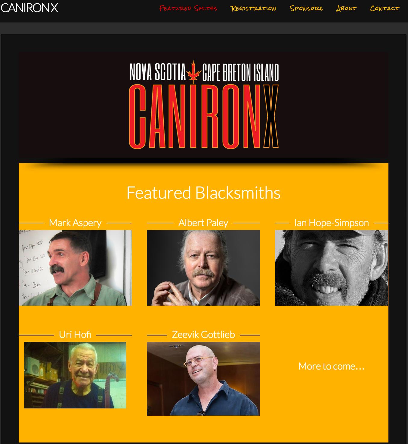 Cape Breton Island — CanIRON X
