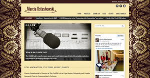 Marcia Ostashewski   Welcome to the website of Marcia Ostashewski