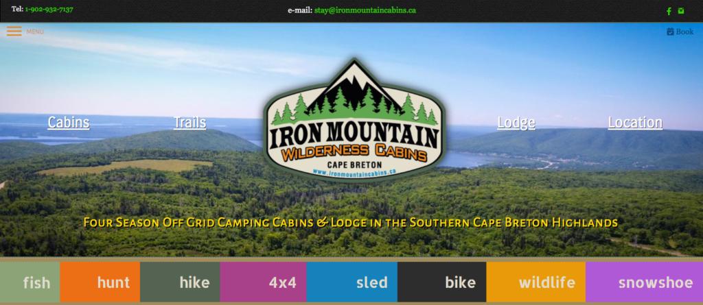 ironmountain-websitedesign