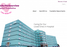 Homepage for the Northside/Harbourview Hospital Foundation's Website